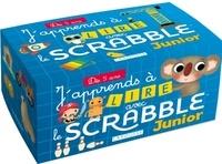 Naoielle Ostiz et Dania Florino - J'apprends à lire avec le Scrabble junior.