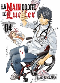 Naoki Serizawa - La main droite de Lucifer Tome 4 : .