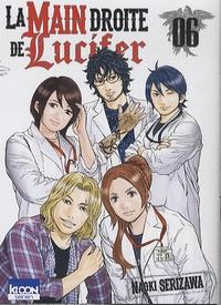 Naoki Serizawa - La main droite de Lucifer Tome 6 : .