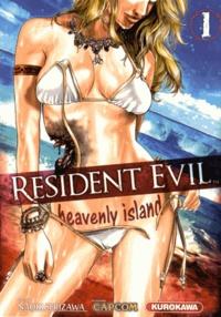 Naoki Serizawa - Resident Evil - Heavenly Island Tome 1 : .