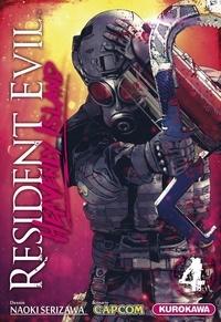 Naoki Serizawa et  Capcom - Resident Evil - Heavenly Island Tome 4 : .
