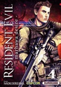 Naoki Serizawa - Resident Evil Tome 4 : .