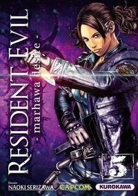 Naoki Serizawa - Resident Evil Tome 5 : .