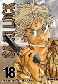 Naoki Serizawa - Saru Lock Tome 18 : .