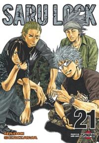 Naoki Serizawa - Saru Lock Tome 21 : .