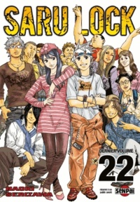 Naoki Serizawa - Saru Lock Tome 22 : .