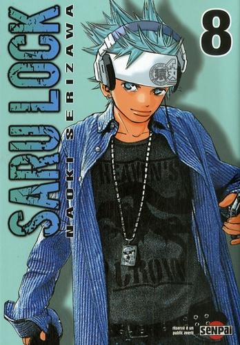 Naoki Serizawa - Saru Lock Tome 8 : .