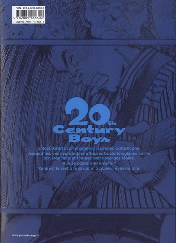 20th Century Boys Perfect Edition Tome 2