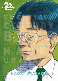 Naoki Urasawa - 20th Century Boys Perfect Edition Tome 4 : .