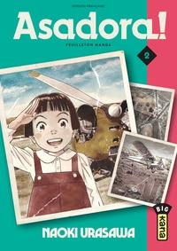 Naoki Urasawa - Asadora! Tome 2 : .