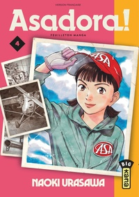 Naoki Urasawa - Asadora! Tome 4 : .