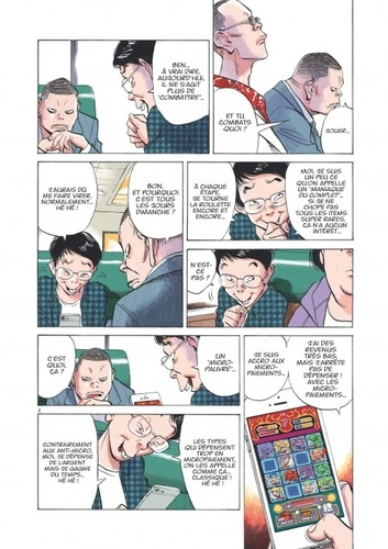 Atchoum !. Naoki Urasawa Anthology