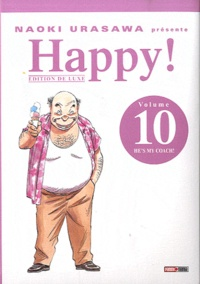 Naoki Urasawa - Happy ! Tome 10 : He's my coach !.