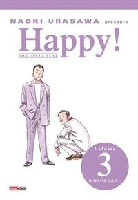 Naoki Urasawa - Happy ! Tome 3 : Again and again....
