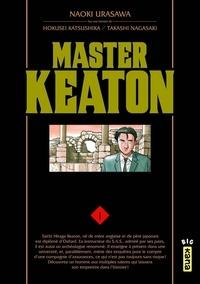 Naoki Urasawa - Master Keaton Tome 1 : .