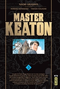 Naoki Urasawa - Master Keaton Tome 3 : .
