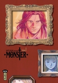Naoki Urasawa - Monster Intégrale volume 1 : Monster.