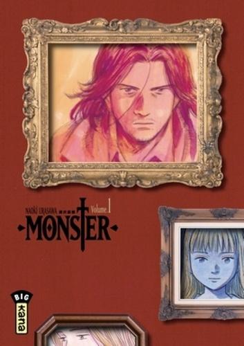 Monster Intégrale volume 1 Monster