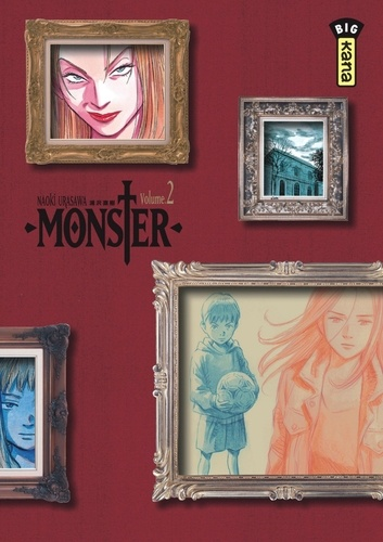 Monster l'intégrale Tome 2