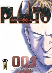 Naoki Urasawa et Osamu Tezuka - Pluto Tome 1 : .