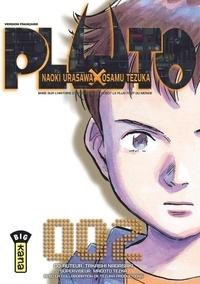 Naoki Urasawa et Osamu Tezuka - Pluto Tome 2 : .