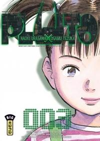 Naoki Urasawa et Osamu Tezuka - Pluto Tome 3 : .