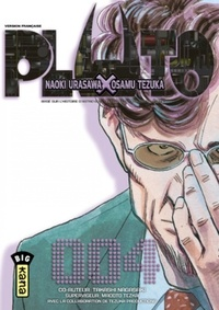 Naoki Urasawa et Takashi Nagasaki - Pluto Tome 4 : .