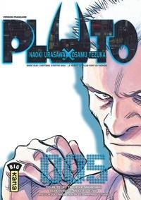 Naoki Urasawa et Osamu Tezuka - Pluto Tome 5 : .