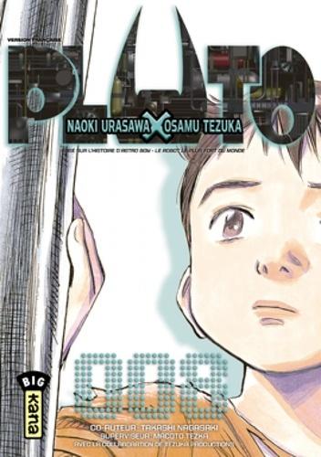 Naoki Urasawa et Osamu Tezuka - Pluto Tome 8 : .