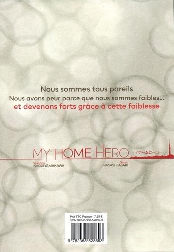My Home Hero Tome 6