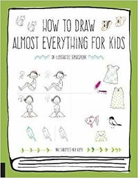 Naoko Sakamoto - How to draw almost everything for kids.