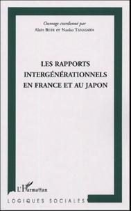Naoko Tanasawa et Alain Bihr - Les rapports intergénérationnels en France et au Japon - Etude comparative internationale.