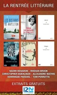 Naomi Benaron et Rhidian Brook - La rentrée littéraire de 12-21, l'éditeur numérique - extraits gratuits.