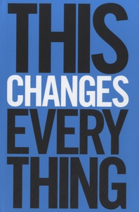 Cjtaboo.be This Changes Everything - Capitalism vs The Climate Image