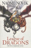 Naomi Novik - League of Dragons - The Temeraire Series Book 9.