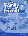 Naomi Simmons - Family and Friends 1 - Workbook.