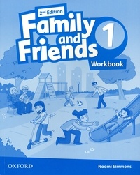 Family and Friends Level 1 - Workbook.pdf