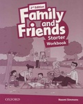 Naomi Simmons - Family and Friends Starter Workbook.