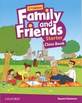 Naomi Simmons - Family and friends - Starter class book.