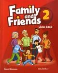 Naomi Simmons - Family & Friends 2 - Class Book.