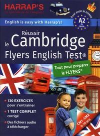 Naomi Styles - Anglais CM1-CM2 Réussir le Cambridge Flyers English Test.