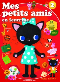 Openwetlab.it Mes petits amis en feutrine - Tome 2 Image