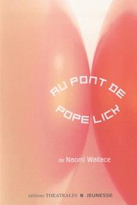 Naomi Wallace - Au pont de Pope Lick - The Trestle at Pope Lick Creek.