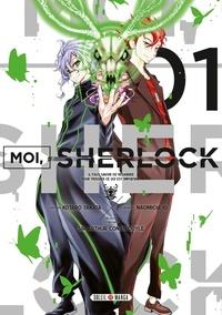 Naomichi Io et Kotaro Takata - Moi, Sherlock Tome 1 : .