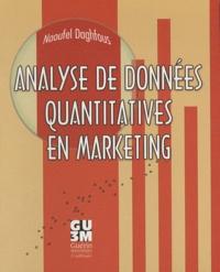 Naoufel Daghfous - Analyse de données quantitatives en marketing.