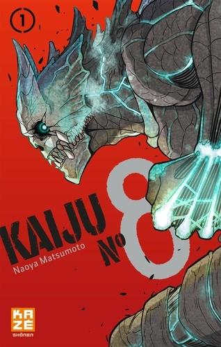 Naoya Matsumoto - Kaiju n°8 Tome 1 : .