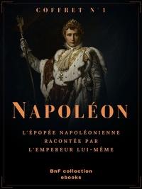 Napoléon Ier - Coffret Napoléon n°1 - L'épopée napoléonienne racontée par l'Empereur lui-même.