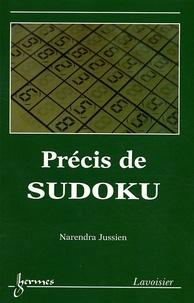 Précis de sudoku - Narendra Jussien pdf epub