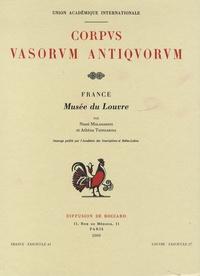 Nassi Malagardis et Athéna Tsingarida - Corpus Vasorum Antiquorum - France fascicule 41, Musée du Louvre fascicule 27.