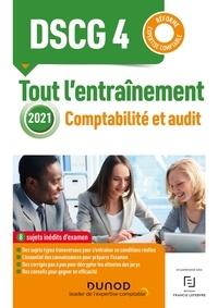 Nassim Drouaz et Hervé Jahier - DSCG 4 - Comptabilité et audit - Tout l'entraînement 2021 - Réforme Expertise comptable.